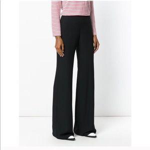 Armani Collezioni high Waisted Wide Leg Pants